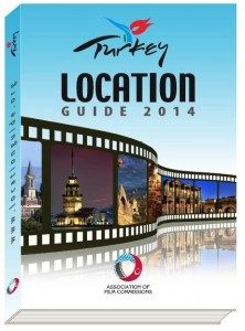 Association of Turkish Film Commissions LOCATION GUIDE 2014